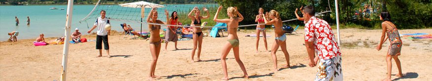 beach-volley adultes