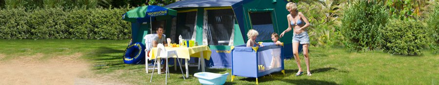 Camping Tent Babypakket Vacansoleil