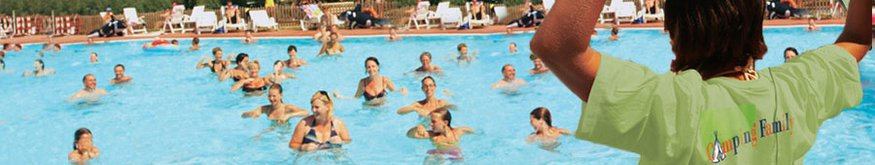Zwembad Camping Family Vacansoleil